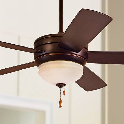 "52"" Emerson Summerhaven Venetian Bronze Ceiling Fan"