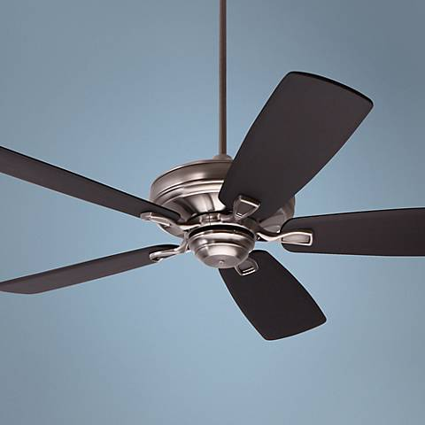 "54"" Emerson Carrera Grande Eco Antique Pewter Ceiling Fan"