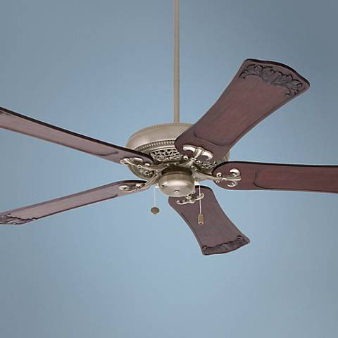 "60"" Emerson Crown Select Antique Pewter Ceiling Fan"