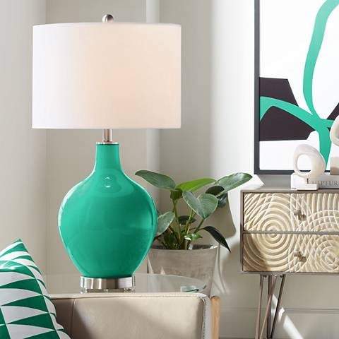 Leaf Ovo Table Lamp