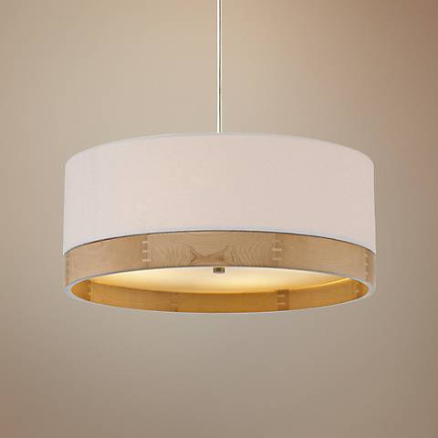 "Tech Lighting Topo 20""W 4-Light Suspension Ceiling Light"
