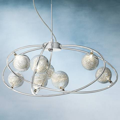 "Possini Euro Design Revel 26 1/2"" Wide Pendant Light"
