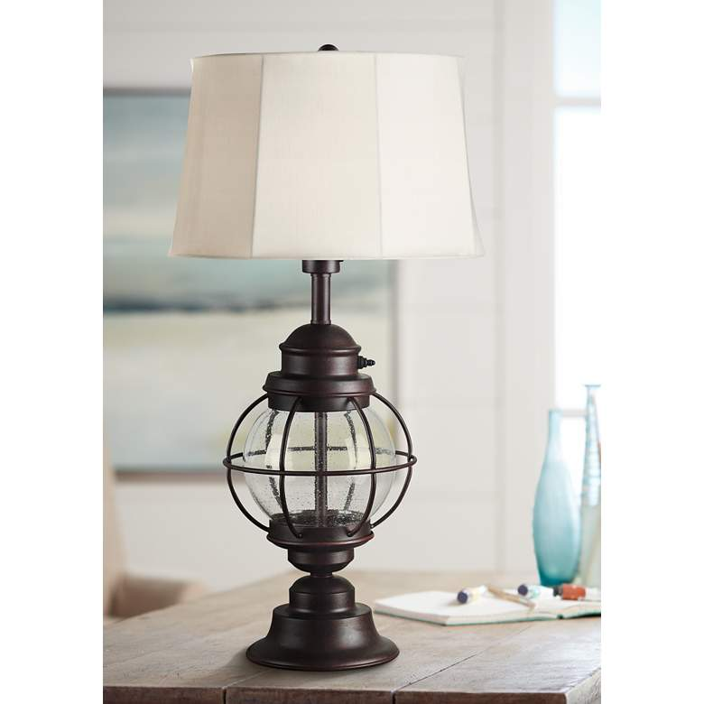 Kenroy Home Hatteras Outdoor Table Lamp