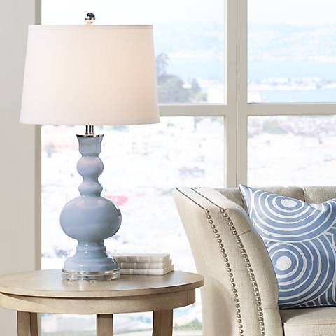 Blue Sky Apothecary Table Lamp