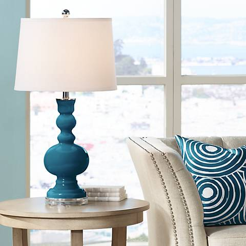 Oceanside Apothecary Table Lamp