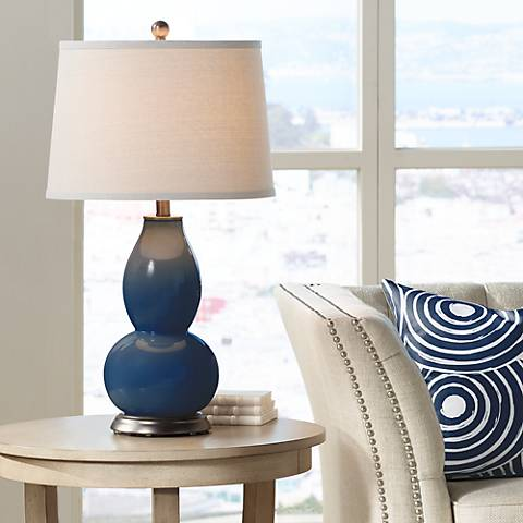 Naval Double Gourd Table Lamp