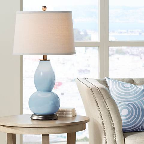Take Five Double Gourd Table Lamp