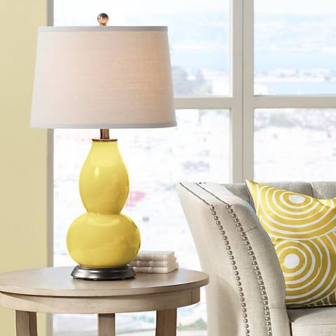 Nugget Double Gourd Table Lamp