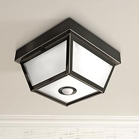 Flush Mount Outdoor Lighting Lamps Plus
