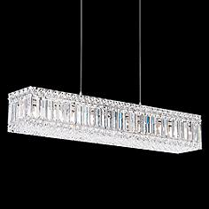 Schonbek Quantum Swarovski Elements Crystal Chandelier