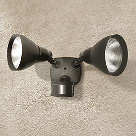 Motion Sensor Outdoor Light Fixtures