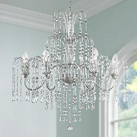 Crystal Lighting Luxurious Light Fixtures Lamps Plus