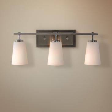 "Feiss Sunset Drive 22 1/2"" Wide Bathroom Wall Light"