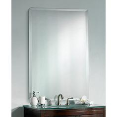 Frameless Rectangular 40