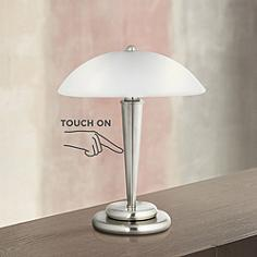 Deco Dome 17 High Touch On Off Accent Lamp