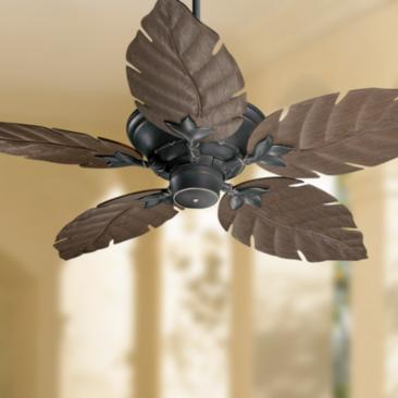 "51"" Quorum Monaco Old World Patio Ceiling Fan"