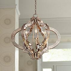 Contemporary Dining & Living Room Chandeliers | Lamps Plus
