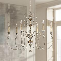 Quorum chandeliers elegant chandelier designs lamps plus quorum salento 6 light 32 wide persian white chandelier mozeypictures Gallery