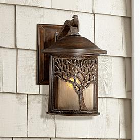 Arts And Crafts Mission Style Outdoor Lighting Lamps Plus