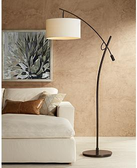 Floor Lamps Traditional To