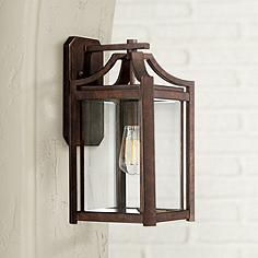 Outdoor Wall Lights and Sconces - Entryway, Patio & More | Lamps Plus