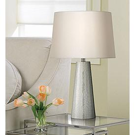Silver Table Lamps Lamps Plus