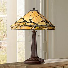 Budding Branch Robert Louis Tiffany Table Lamp