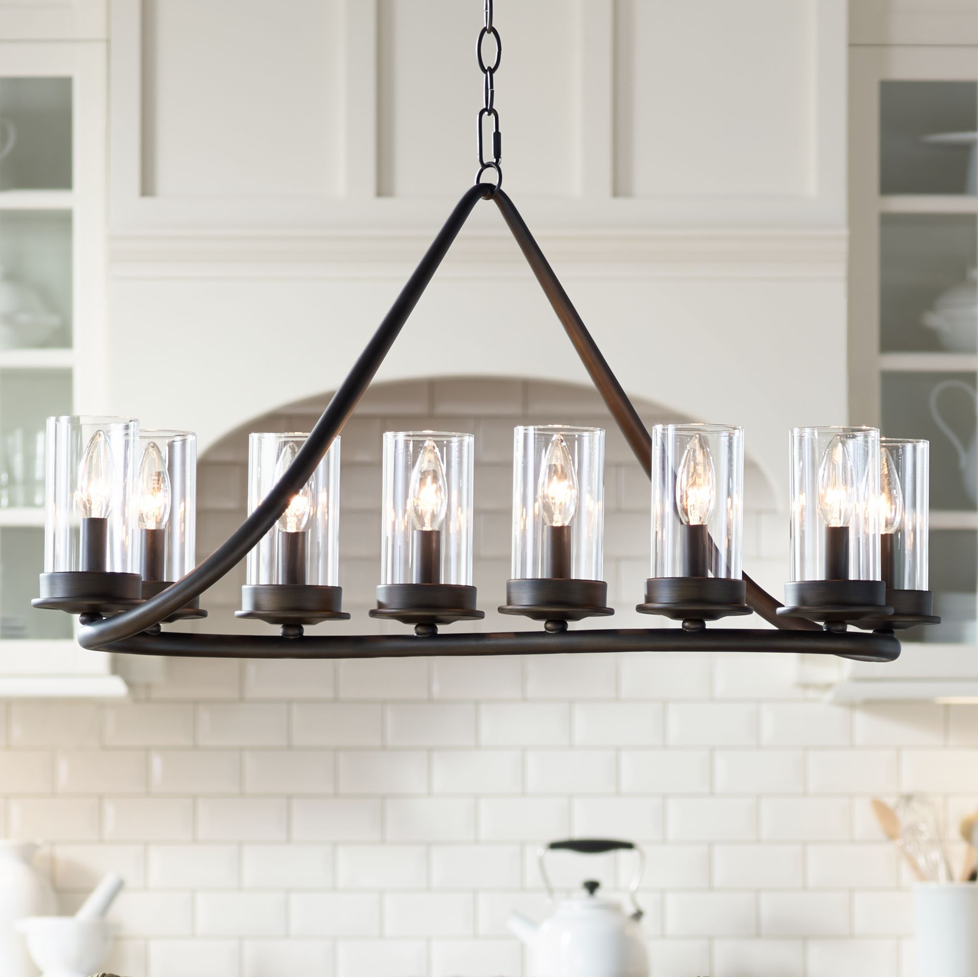 Island pendant lighting Black Heritage 44 Lamps Plus Kitchen Island Lighting Chandelier And Island Lights Lamps Plus