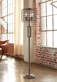 Floor Lamps Industrial Chic