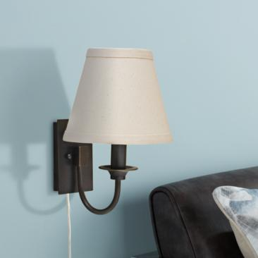 House of Troy Greensboro Oil-Rubbed Bronze Wall Lamp