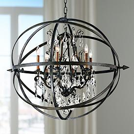 Orb Chandeliers Lamps Plus