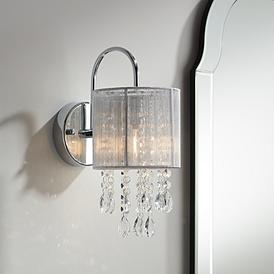 Crystal Sconces Lamps Plus