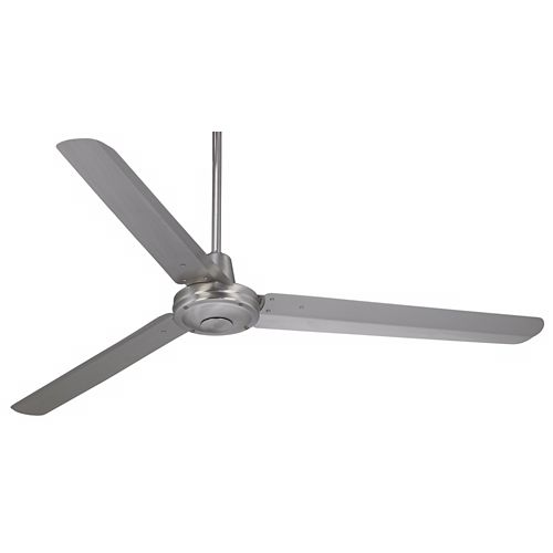 "60"" Turbina™ Brushed Nickel Ceiling Fan"