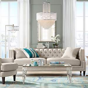 shop room - Chandelier Living Room Ideas