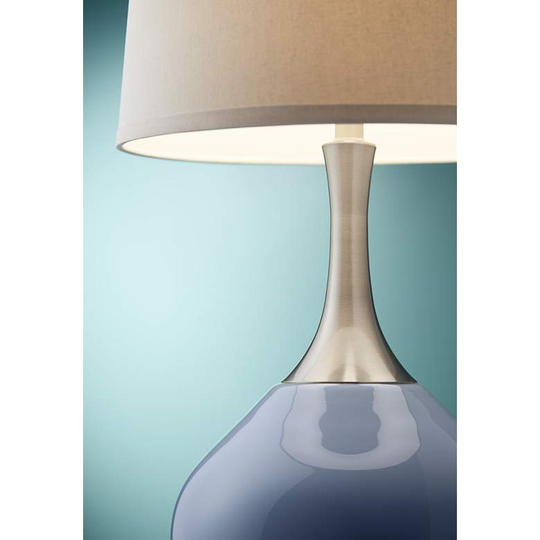 Blue Sky Spencer Table Lamp in scene