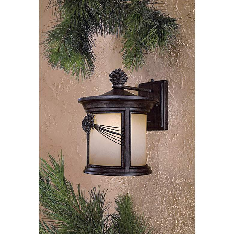 "Abbey Lane 15"" High Outdoor Wall Light by"