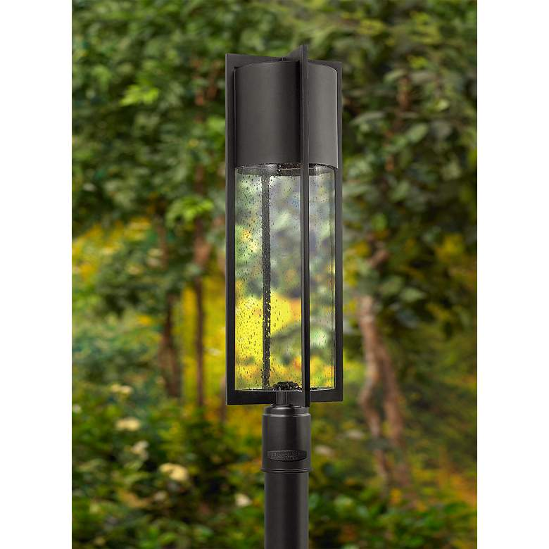 "Hinkley Dwell 27 3/4"" High Outdoor Post Light"