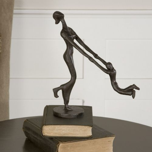 "Uttermost At Play 11"" High Sculpture"