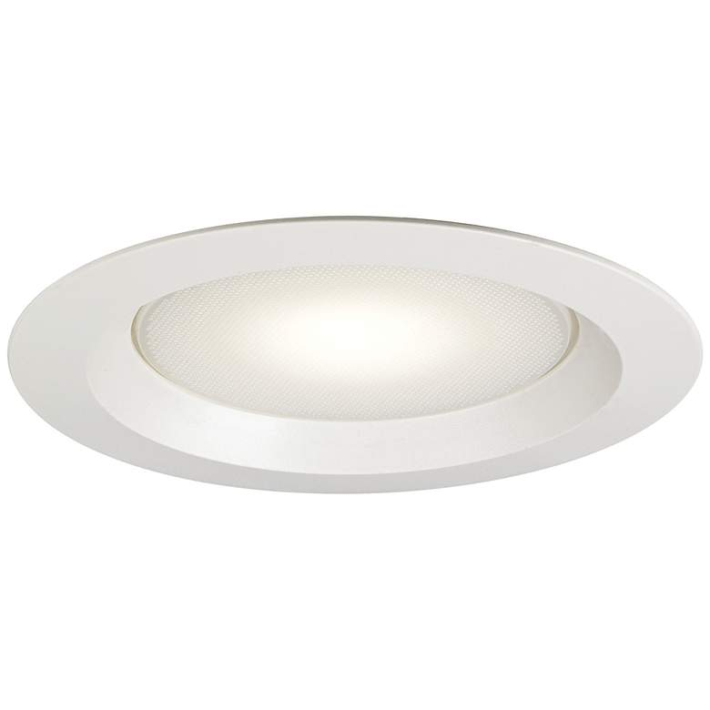 "Juno 6"" Line Voltage Wet Location Recessed Light Trim more views"