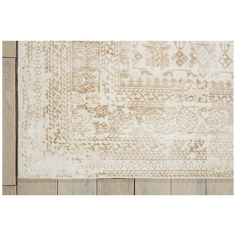 "Kathy Ireland Desert Skies DSK05 5'3""x7'5"" Beige Rug more views"