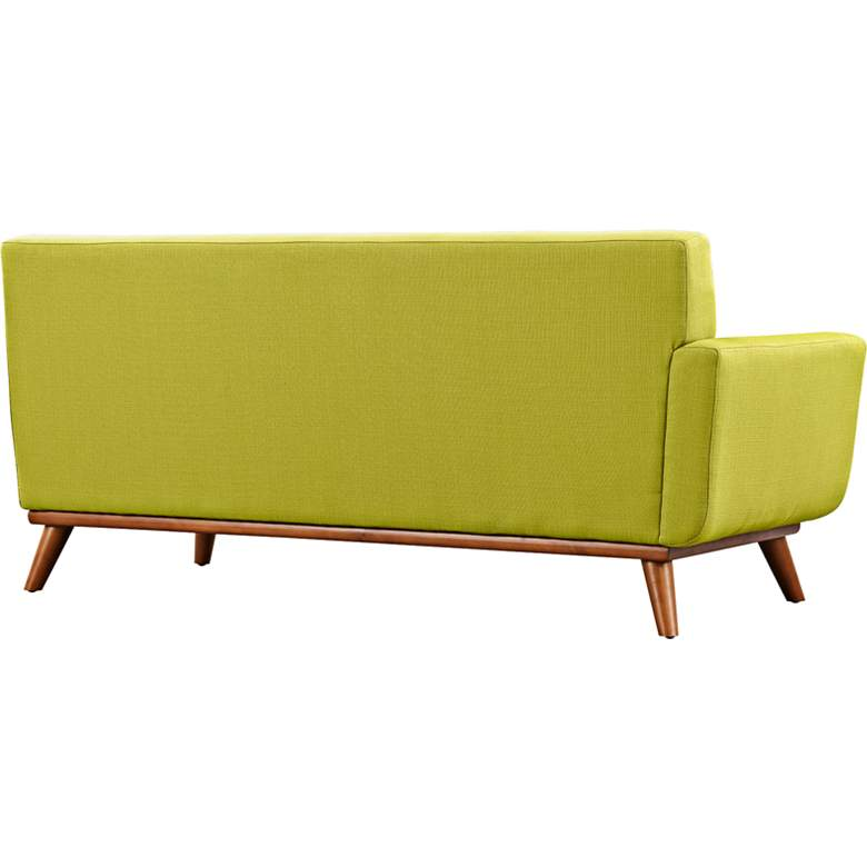 "Engage 67"" Wide Wheatgrass Fabric Tufted Left-Arm Loveseat more views"