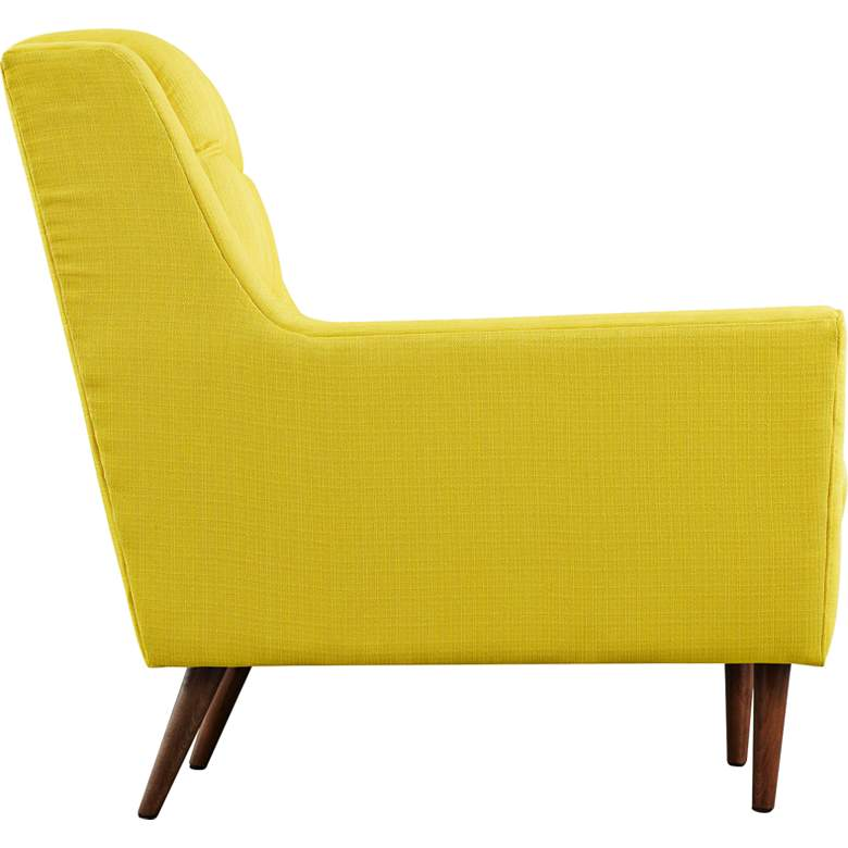 Response Sunny Fabric Tufted Loveseat more views