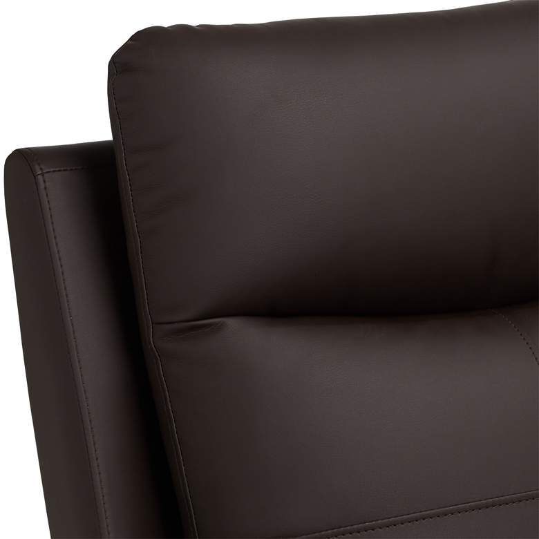 Newport Brown Recliner Chair more views