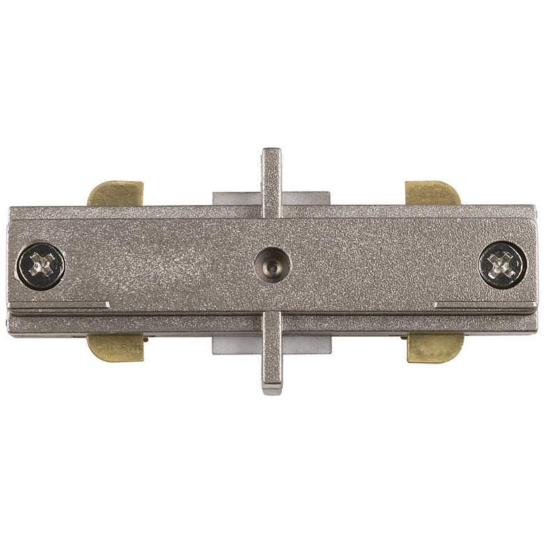 Pro Track® Brushed Nickel 300 Watt LV Track Kit - Plug In more views