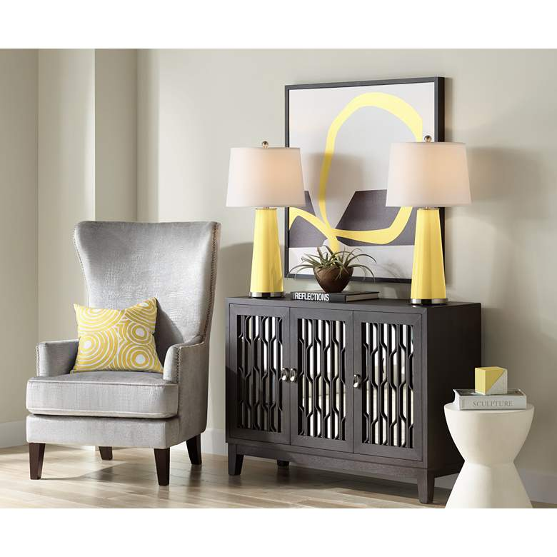Daffodil Leo Table Lamp Set of 2 more views