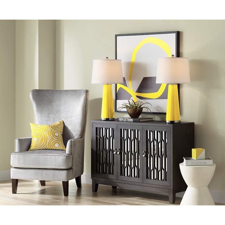Citrus Leo Table Lamp Set of 2 more views