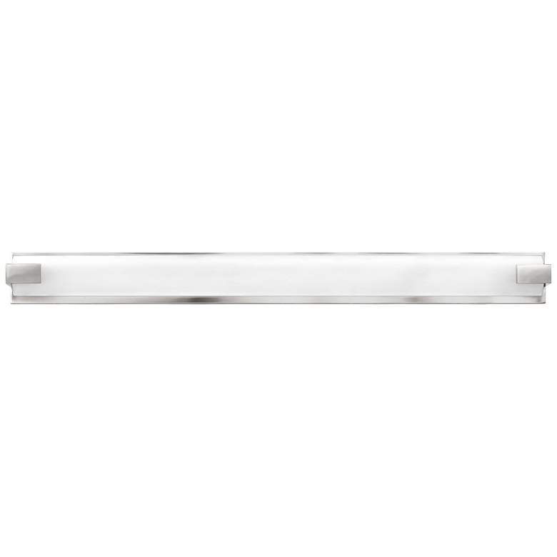 "Hinkley Unity 29 1/2"" W Polished Nickel 2-LED Bath Light more views"