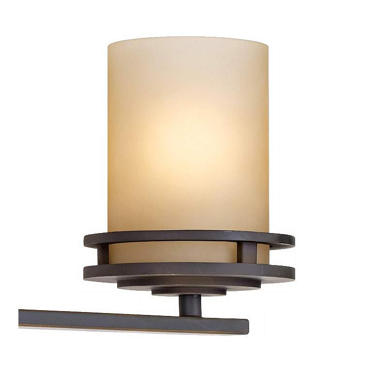 Hendrik Bronze 24 Quot Wide Bathroom Light Fixture 21504