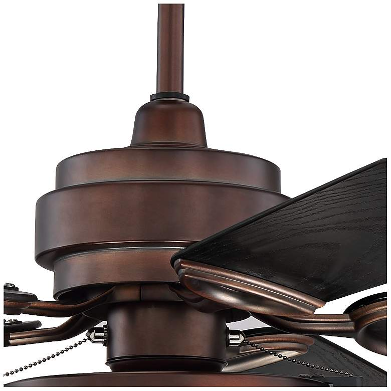 "52"" Marina Breeze Oil Brushed Bronze Wet LED Ceiling Fan more views"