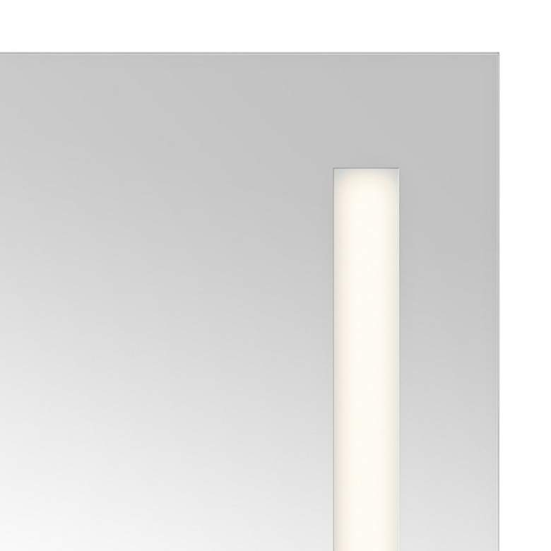 "Elan Edge-Lit Soundbar 36"" x 26"" LED Wall Mirror more views"
